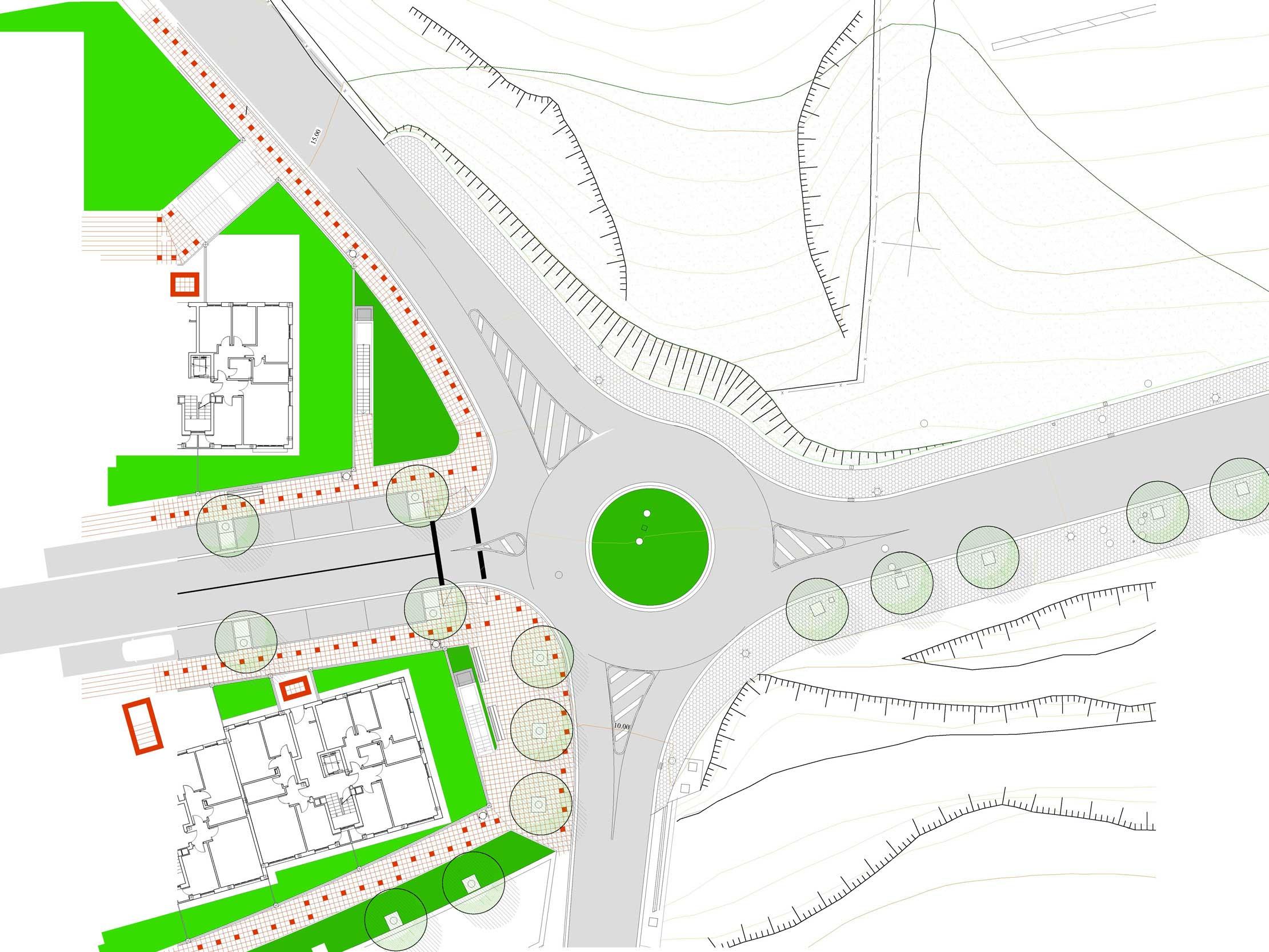 Urdanibia urbanización portada proyecto